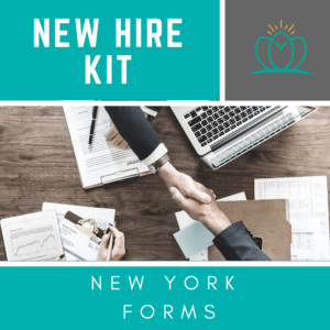 be the change HR - HR Product Download -New Hire Kit - New York